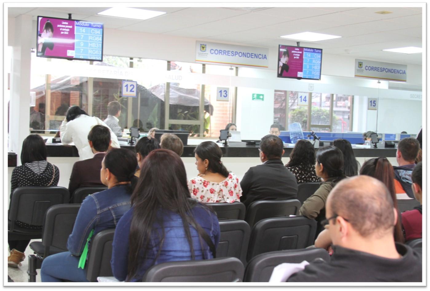 Secretaría Distrital De Salud De Bogotá Atención E