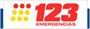 Enlace a la página de emergencias 123